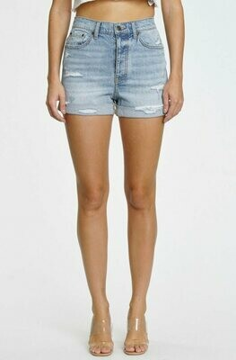 Olivia High Rise Mom Shorts