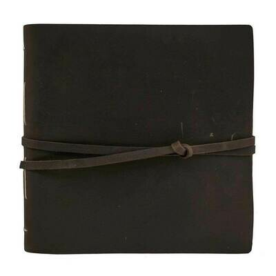 Rustico Big Idea Charcoal Leather Album