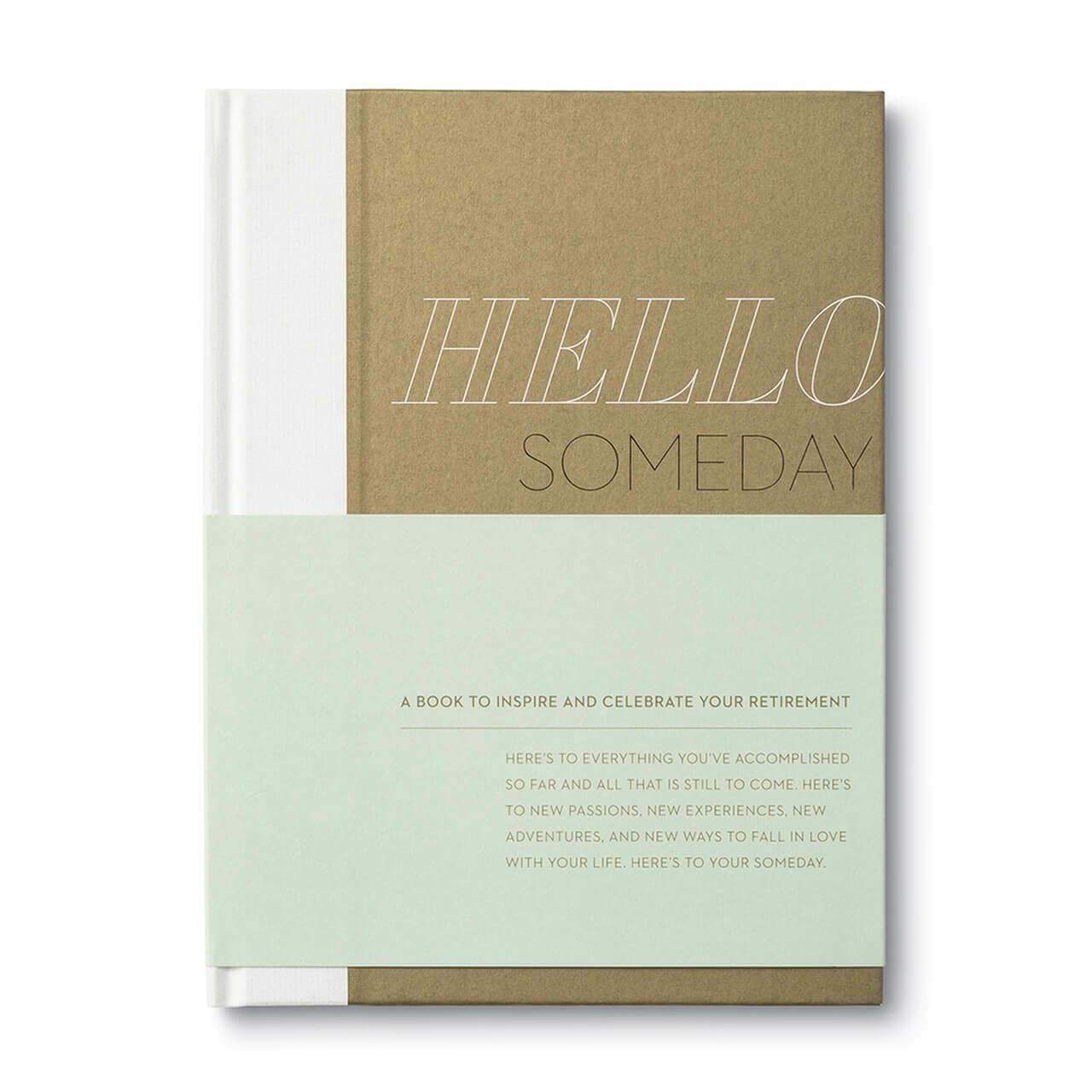 Retirement Book-Hello Someday Book