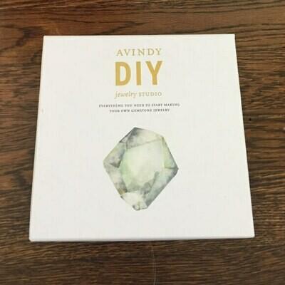 Aquamarine & Labradorite DIY Jewelry Making Kit
