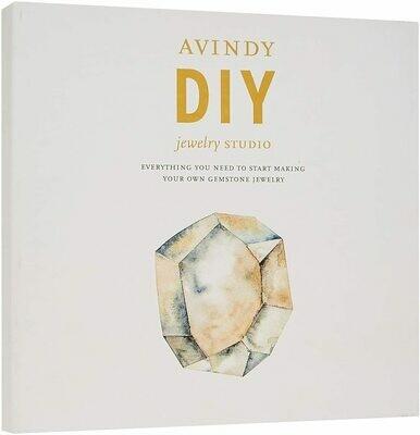 Pyrite & Druzy DIY Jewelry Masking Kit