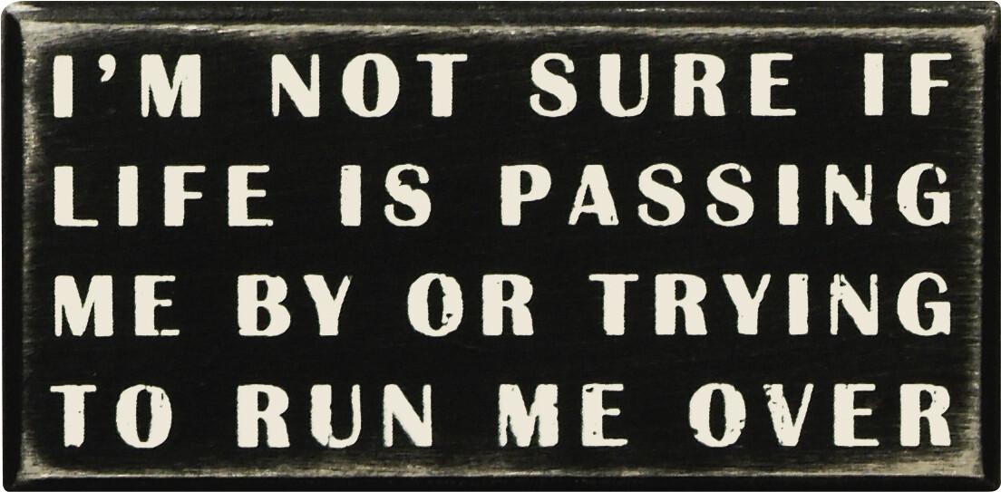 Run Me Over /16337