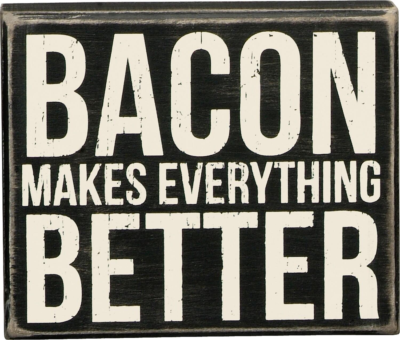 Bacon Makes /19166