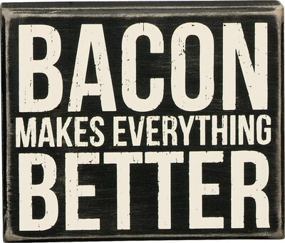Bacon Makes /19166