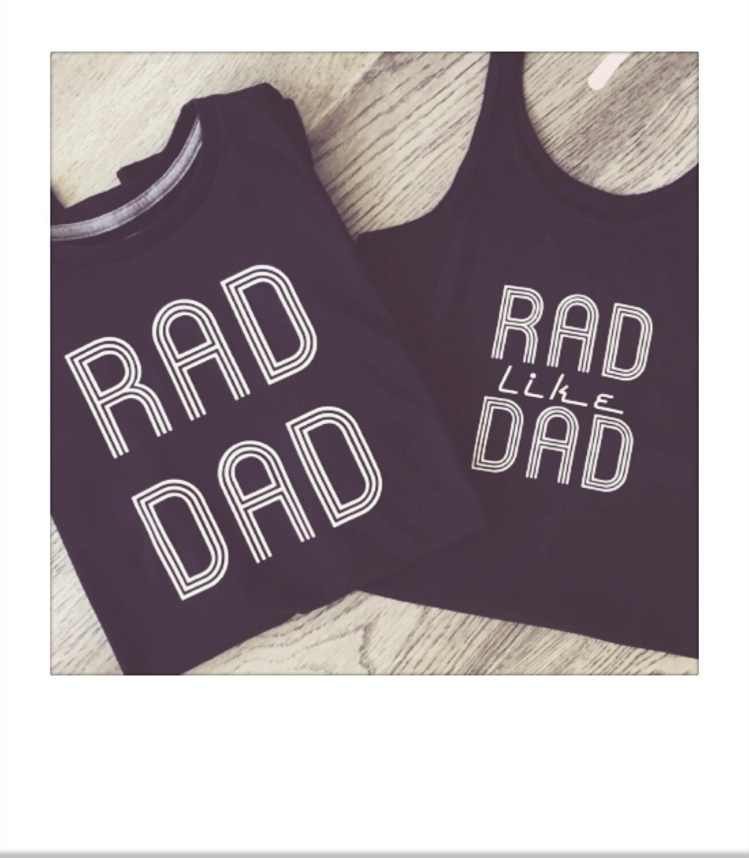 Rad Dad Tee