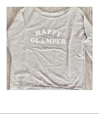 Happy Glamper Pullover