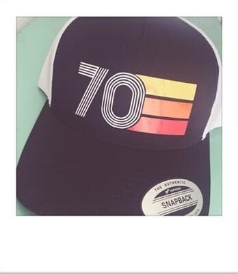 Retro Baseball Hat