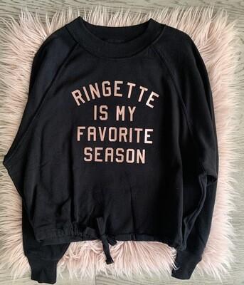 Ringette Is My Favorite Season