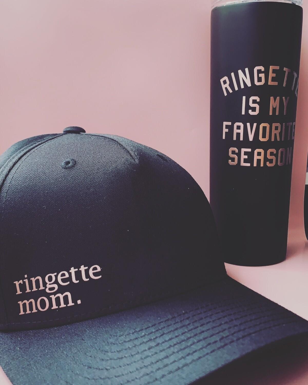 Ringette Mom Hat