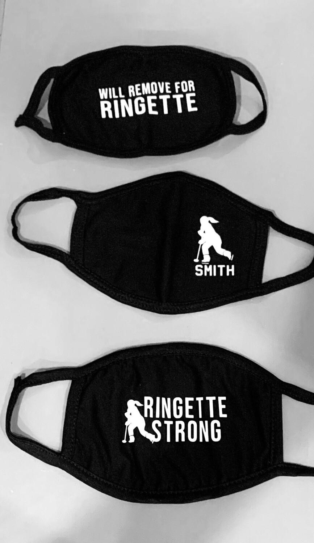 Ringette Masks
