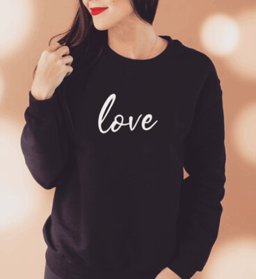 Love Boyfriend Sweater