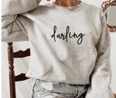 Darling Crew Sweatshirt
