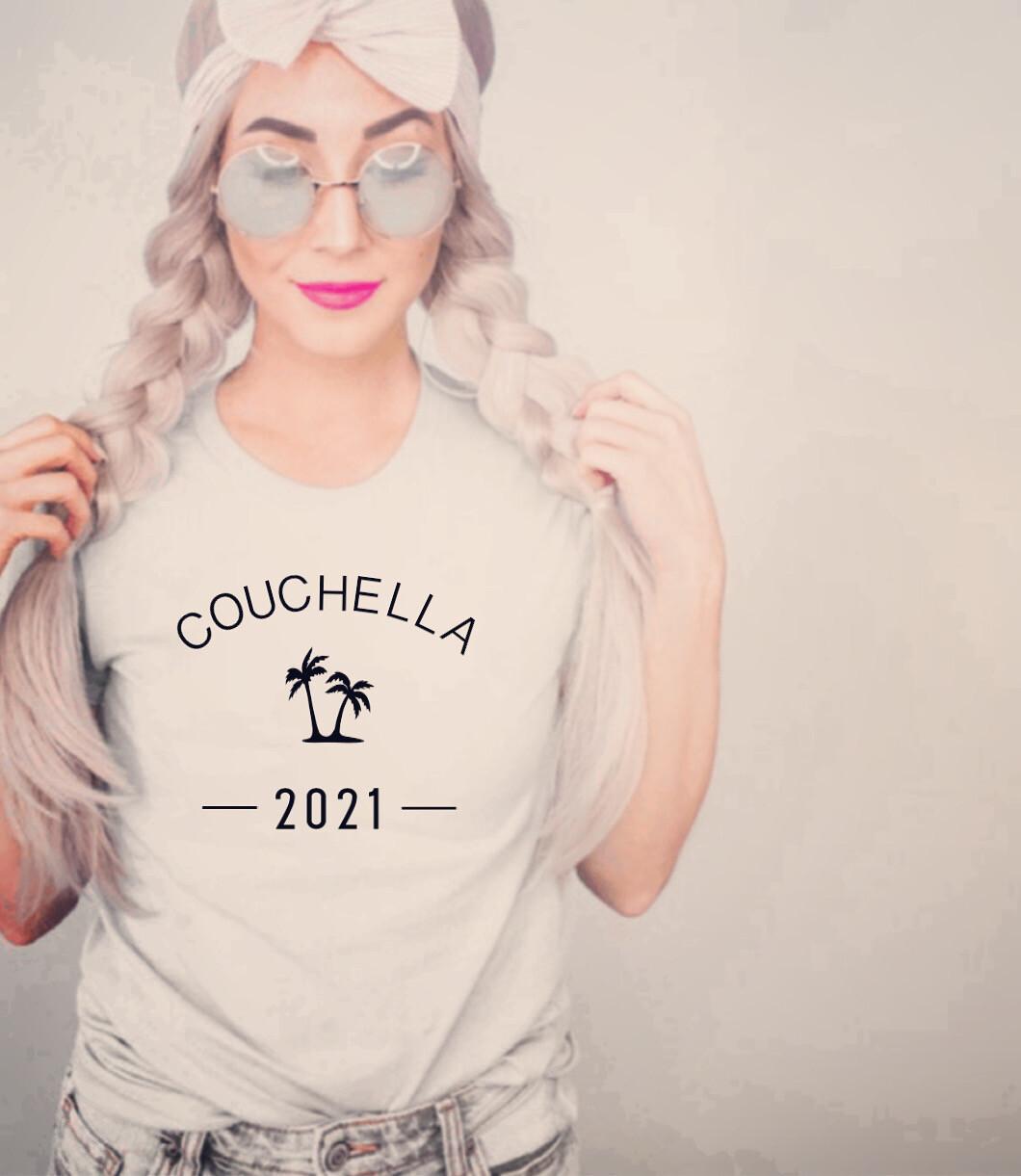 Couchella Boyfriend Tee