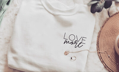 Love More Sweater
