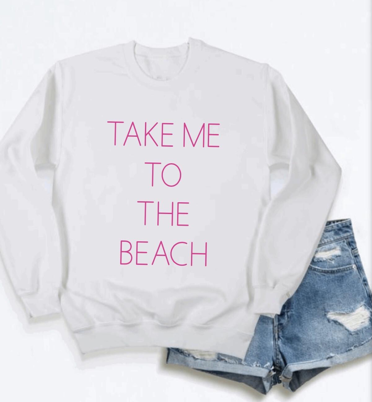 Take Me To The Beach Crew