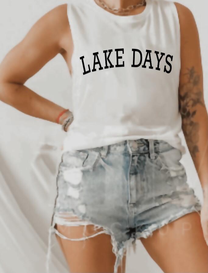Lake Days Tank