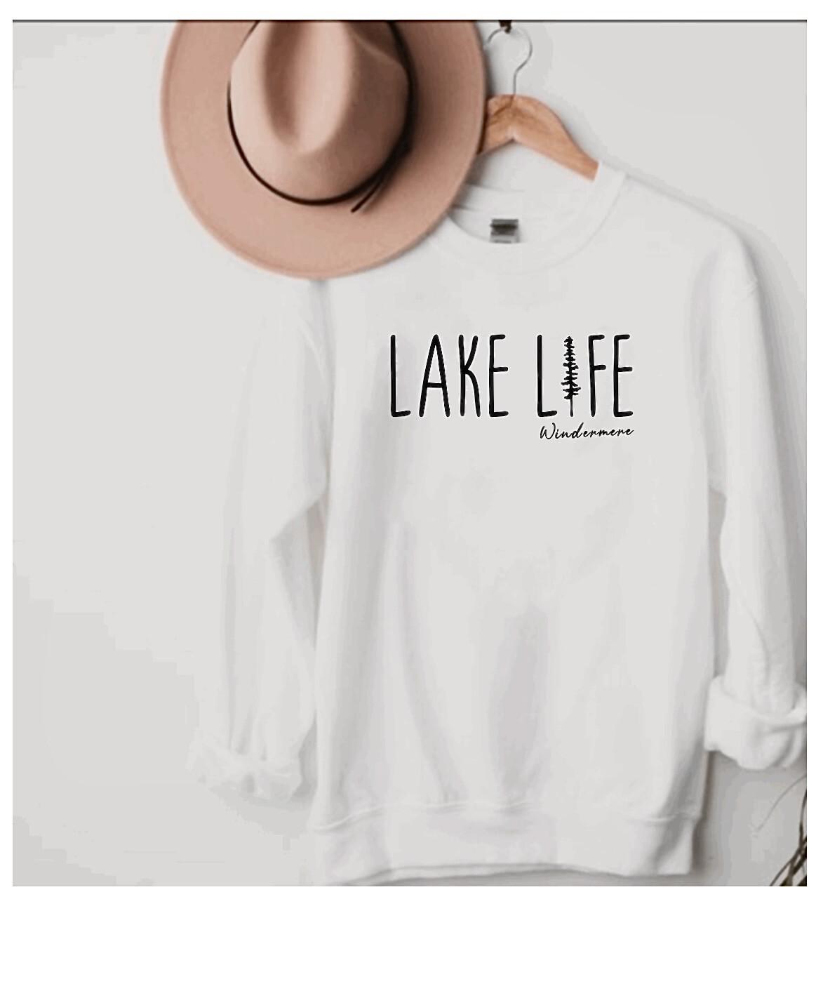Custom Lake Life Crew