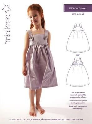 Sewing pattern Strap Dress