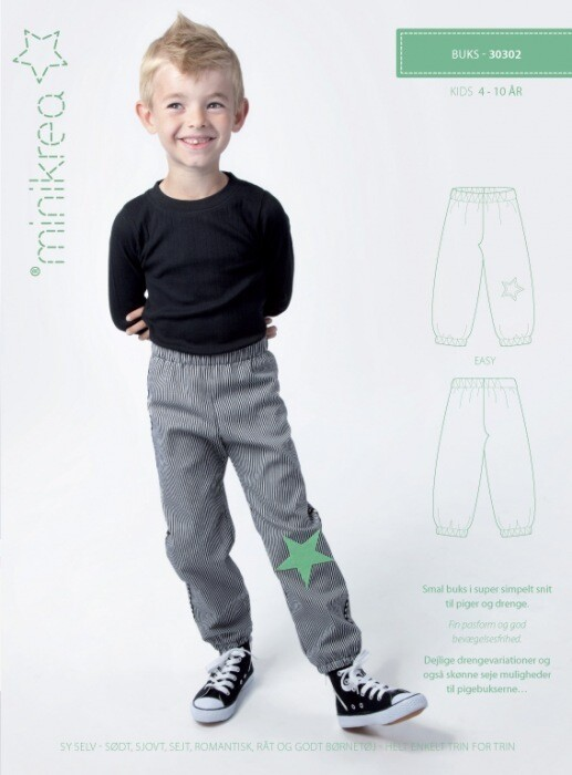 Sewing pattern for Trousers