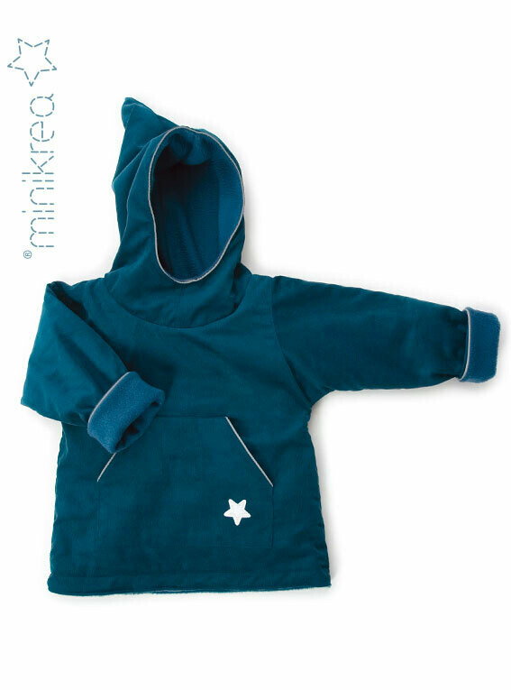 Sewing pattern for Anorak