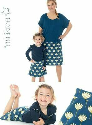 Sewing pattern for A-Line-Skirt