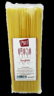 "Pasta Spaghetti ""classico"" - aus Hartweizengrieß (100g/0,59€)"