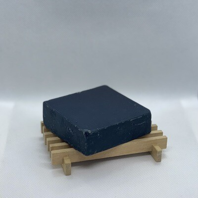 Black Activated Charcoal Shea Soap