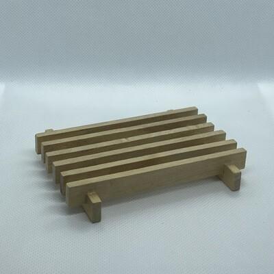 Premium Wooden Soap Dish