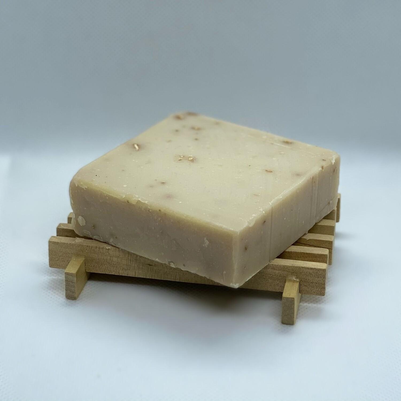 Oatmeal, Milk, & Honey Shea Soap