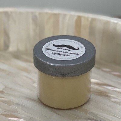 Beard and Moustache Styling Balm