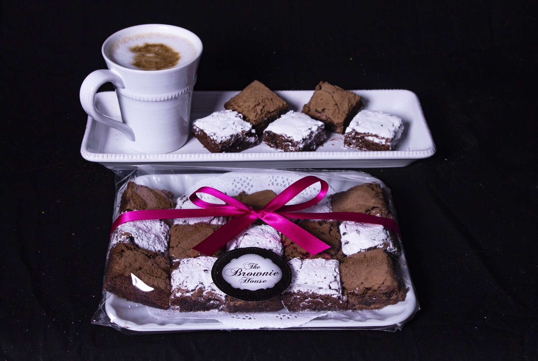 Charola 15 Brownies