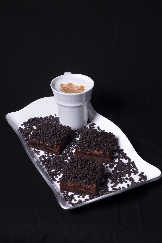 Brownie Individual Chispas de Chocolate