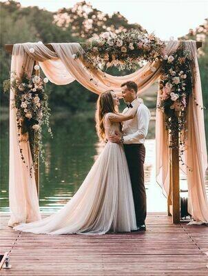 Wedding Arch,  wooden