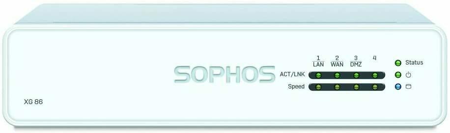 Sophos XG 86 Appliance