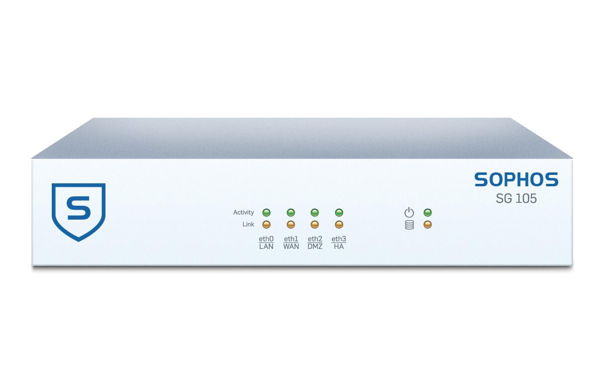 Sophos SG 105 Appliance