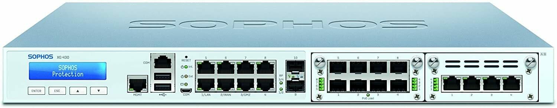 Sophos XG 430 Appliance