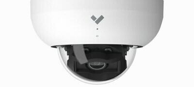 Verkada Indoor Mini Dome Camera, 5MP, Fixed Lens