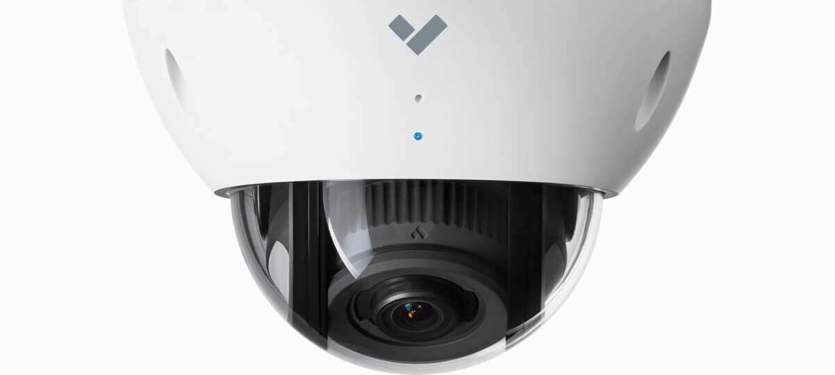 Verkada CD61 Outdoor, 4K, Zoom Lens