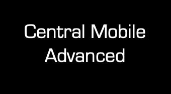 Central Mobile Advanced
