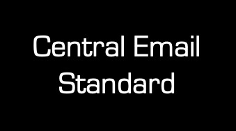 Central Email Standard