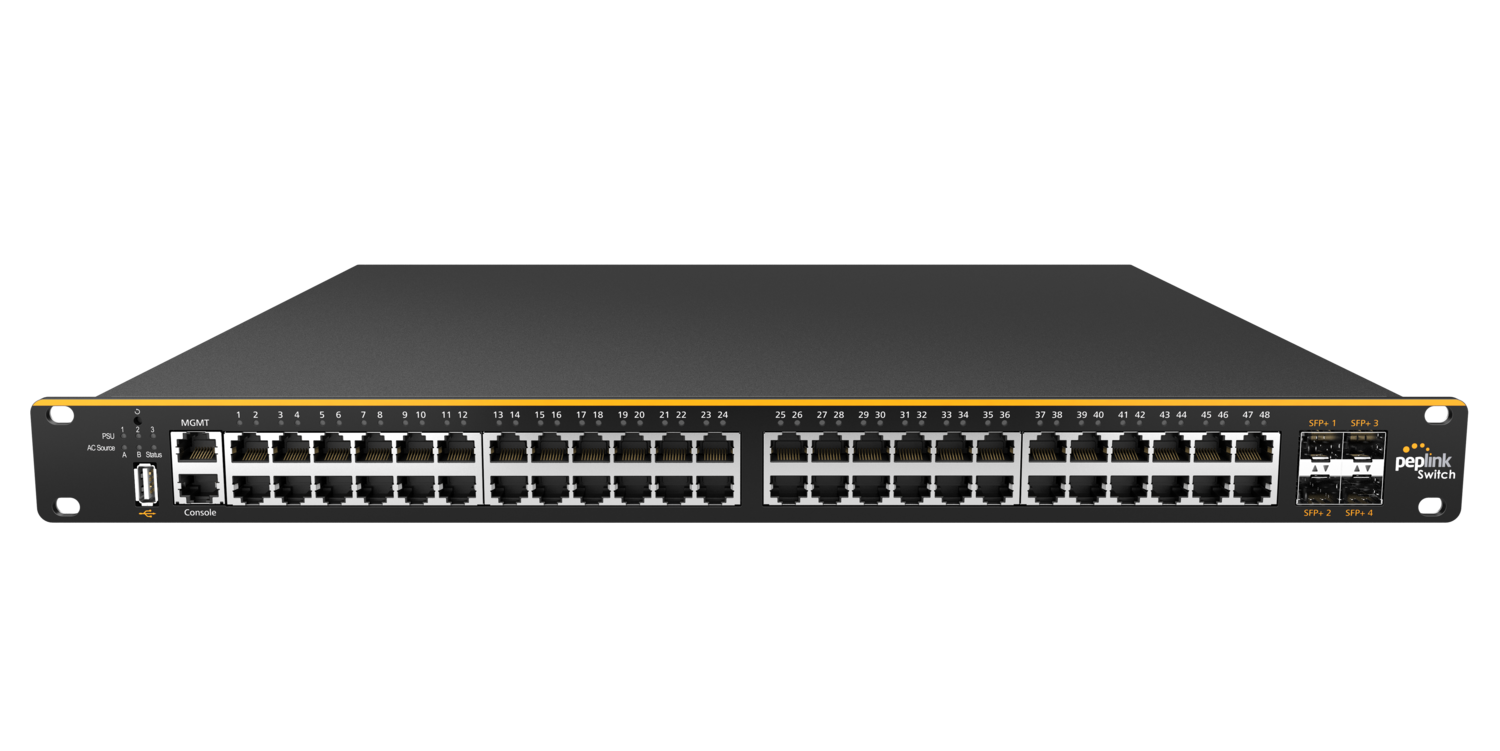 SD Switch 48-Port Enterprise