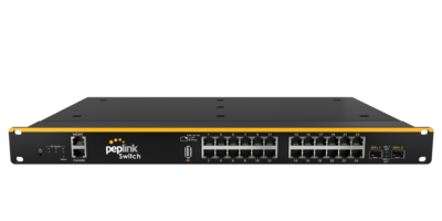 SD Switch 24-Port Rugged