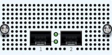 Sophos 2 port 40GbE QSFP+ FleXi Port module (for XG 750 and SG/XG 550/650 rev.2 only)
