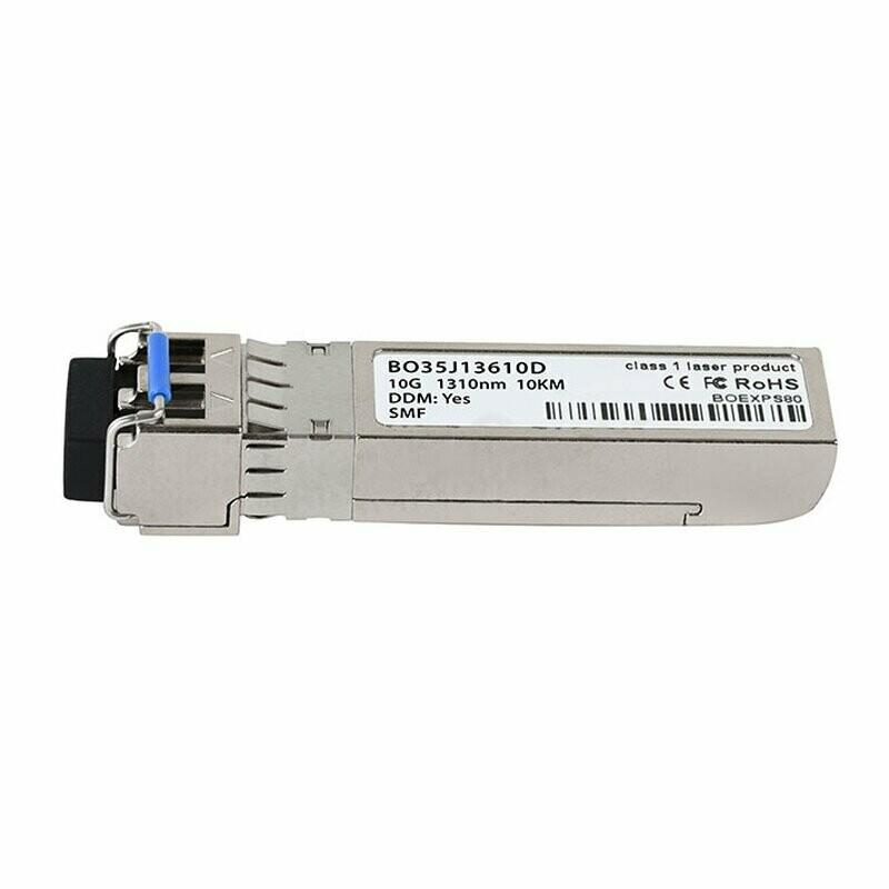 Sophos Dual Rate 10GBase-LR 10GbE Fiber Transceiver (GBIC), for UTM/SG/XG SFP+ ports