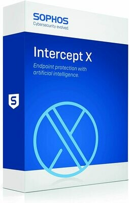Central Intercept X Advanced with EDR and MTR Standard