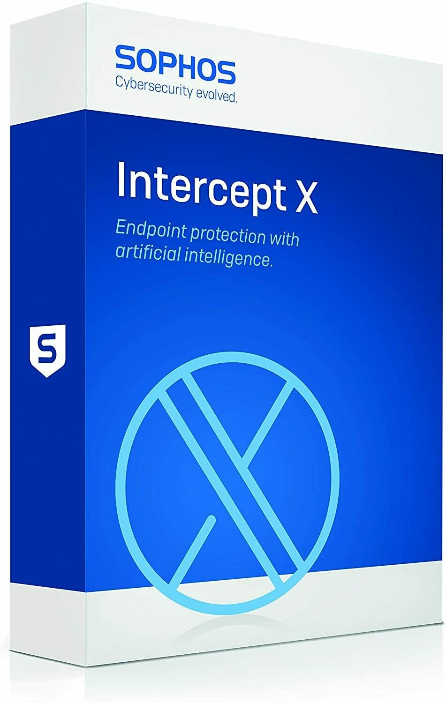 Central Intercept X Advanced with EDR