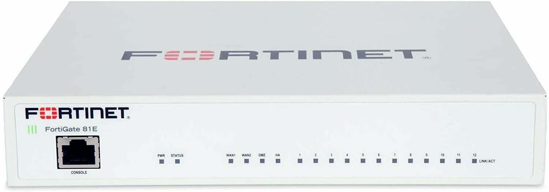 FORTINET FORTIGATE 81E