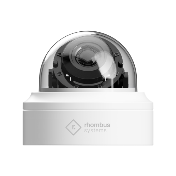 Rhombus R400, 4K Optical Zoom