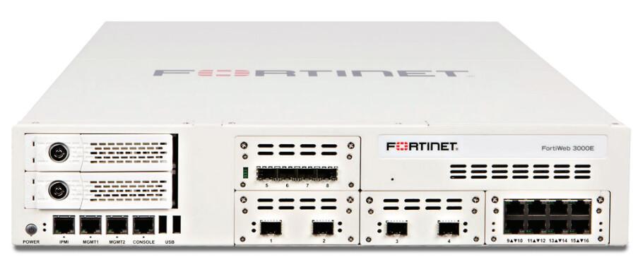 FORTINET FORTIWEB-3000E