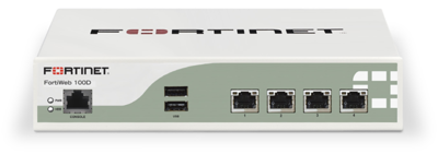 FORTINET FORTIWEB-100D